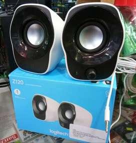 LOGITECH Z120 stereo speaker USB