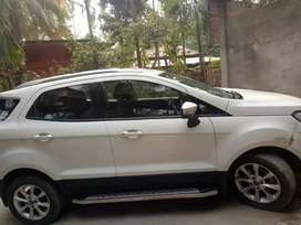 Ford Ecosport 2017 Diesel Good Condition