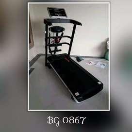 Treadmill Elektrik i Turin // Oswald AX 18C74