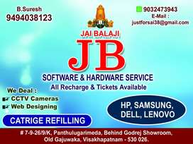 JB software and hardware service