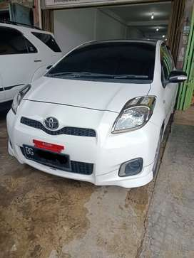 KM 59.000 Toyota Yaris E 2012 / 2013 AT Auto matic up TRD Facelift
