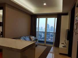 Dijual Apartemen 2BR Interior Baru Mewah Menteng Park Jakarta Pusat