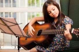 Guitar & piano class
