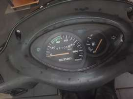 Suzuki  Access 125 ,BLACK COLOUR,