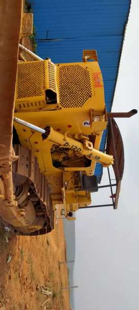 Dozer working with good condition