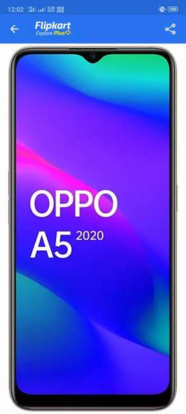 Oppo a5 4/64 m 1month old