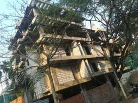 Sarve 3bhk undar construction flat