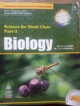 Schand book  (BIOLOGY) CLASS 9th part 3