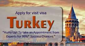 Turkey Visa (Gateway To Europe)