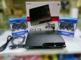 Ps3 Slim 160/250/320/500 gb Full game Murah, Harga Promo