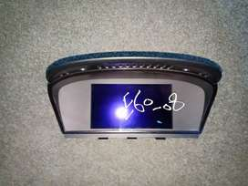 BMW E-60 NAVIGATION DISPLAY TV