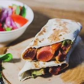 Kebab Frozen perbox isi 6