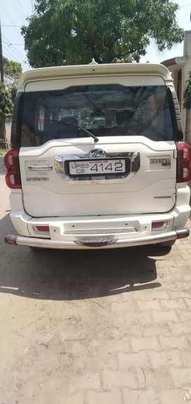 Mahindra Scorpio 2018 Diesel Good Condition