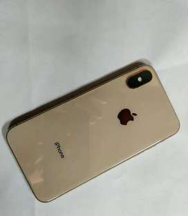 Iphone Xs available with warranty and bill