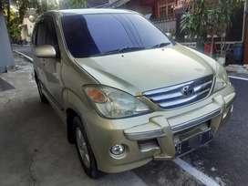 2005 Toyota Avanza G