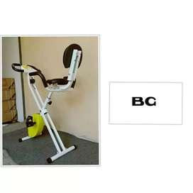 Sepeda Statis Magnetik Bike X Bike ( BG Homeshopping )