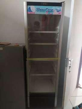 Showcase,etalase, freezer Sharp,kompor gas, blue gas,