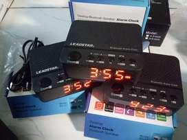 Jam Digital Alarm Speaker Bluetooth