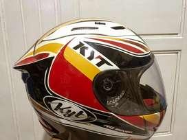 Helm KYT RC7 size M