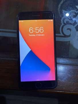 Iphone 7 plus 256gb in good condition