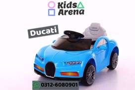 BRAND NEW DUCATI IMPORTED KIDS CAR 2021