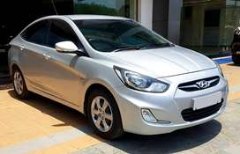 Hyundai Verna CRDi 1.6 EX, 2013, Diesel