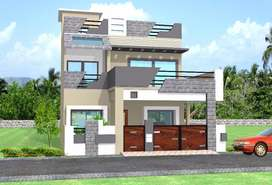 Wallfort Paradise prime location plot & house project in Raipur