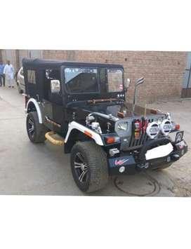 Turbo stylish jeep