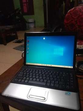 Laptop compaq cq40 ram 2gb hdd 250gb