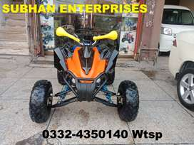Desert Safari For Adventure 150cc Jumbo Size Atv Quad 4 Wheel Bike
