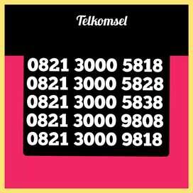 Perdana nomor cantik telkomsel simpati