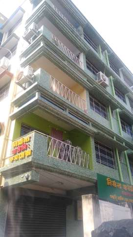 Ready to move 2 bhk flat for sale in konnagar