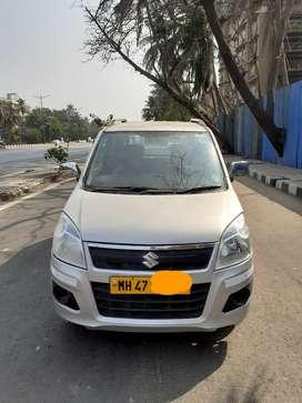 Maruti wagon r petrol cng T permit 2016
