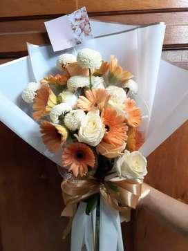 Buket bunga fresh ELEANOR FLORIST