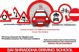 Instructor for driving school