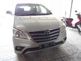 Innova diesel V 2013 istimewa terawat di Jogja