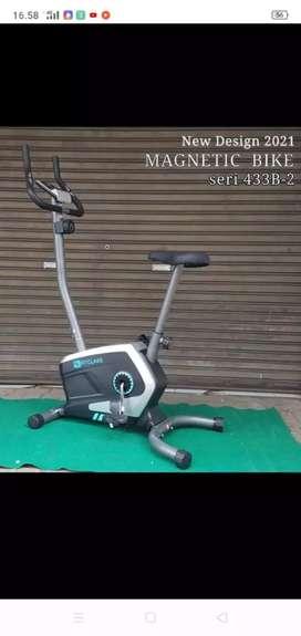 Sepeda magnetik fitclass kuat dan kokoh bergaransi