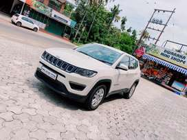 Jeep COMPASS Compass 2.0 Limited, 2017, Diesel