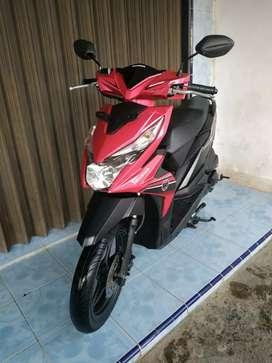 KM 6000. New Honda Beat CBS 2019 RASA BARU. BA Padang Kota