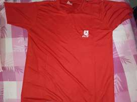 1000 nos. Soccer Sports T-shirts in discount price