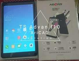 Repair Touch screen Advan i10