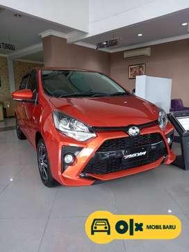 [Mobil Baru] Best Deal New Toyota Agya Facelift