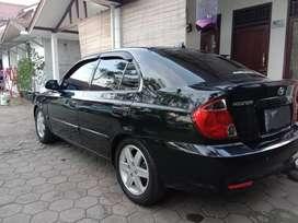 Hyundai Avega SG ( Tipe terlengkap ) 2008 Facelift Manual  Bisa Kredit