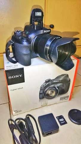 Sony dsc h400 fullset normal