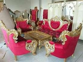 Sofa tamu angelina sofa bludru