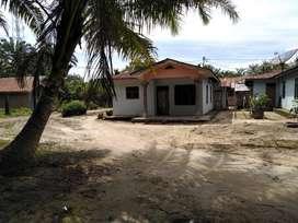 Dijual cepat rumah minimalis tanah maksimalis Aek Ledong/Aek Kanopan