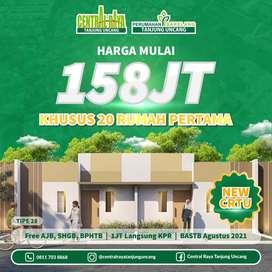 Jual Rumah Baru Tanjung Uncang   2 kamar