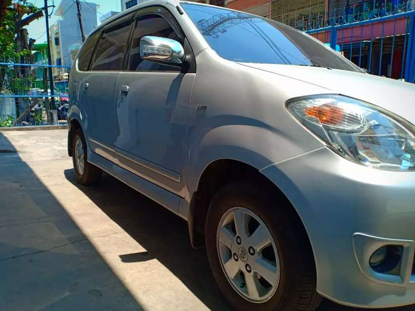 Toyota Avanza G manual 2011 0