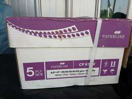 Continous form Paperline 5ply Ncr 9.5x11