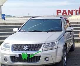 Mobil grand vitara tahun 2009 harga 90 juta nego tipis